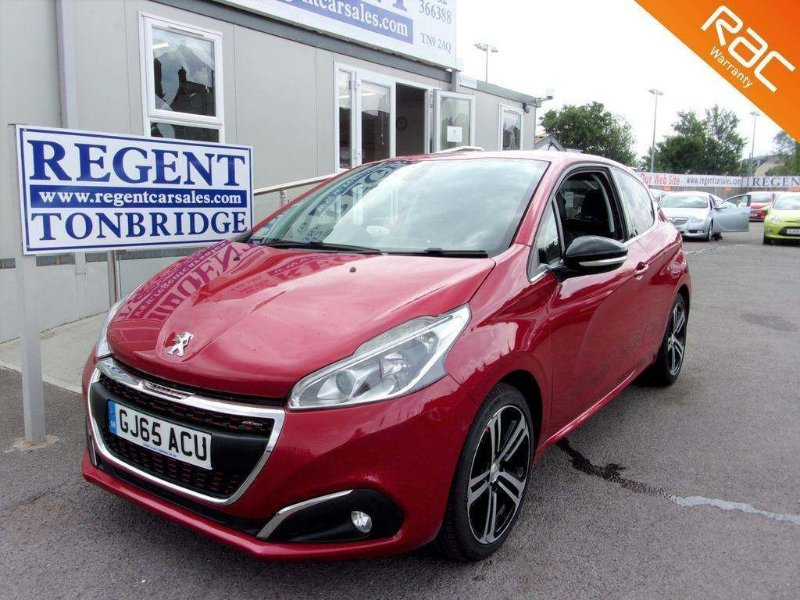 Used Peugeot Cars For Sale In Tonbridge Kent Regent Car Sales